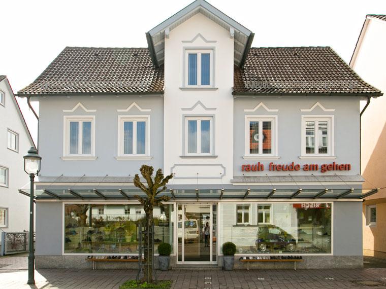 Peter Rauh – Ihr Schuhhaus in Ottobeuren